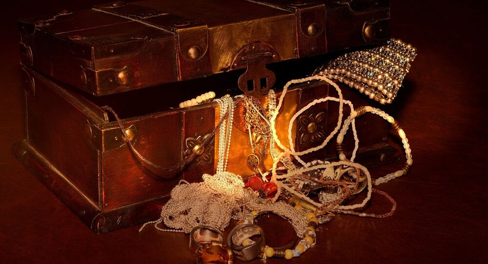 Treasure chest worth over $1M finally found in Rocky Mountains
