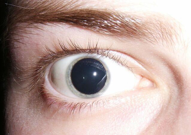 LSD eye