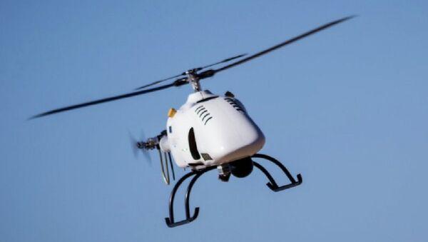 Drone helicopter - Sputnik International