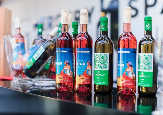 Alma Valley wine