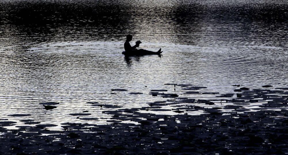 Bindu Sagar pond in Bhubaneswar, India (File)