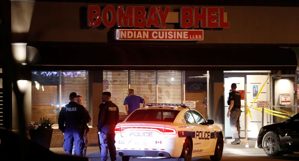 Explosion at Restaurant in Ontario: Over a Dozen