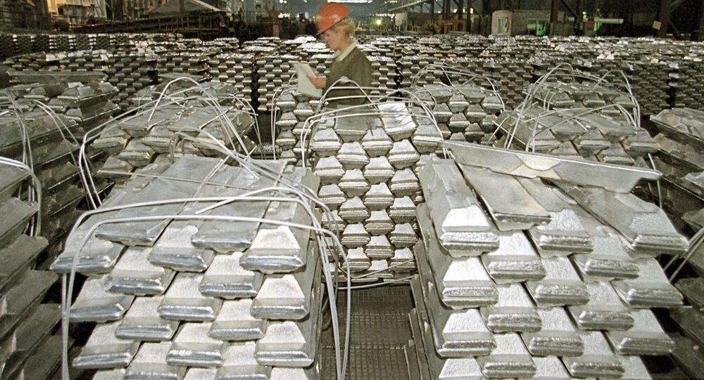Aluminium: Rusal veut entrer en bourse en Amérique du Nord