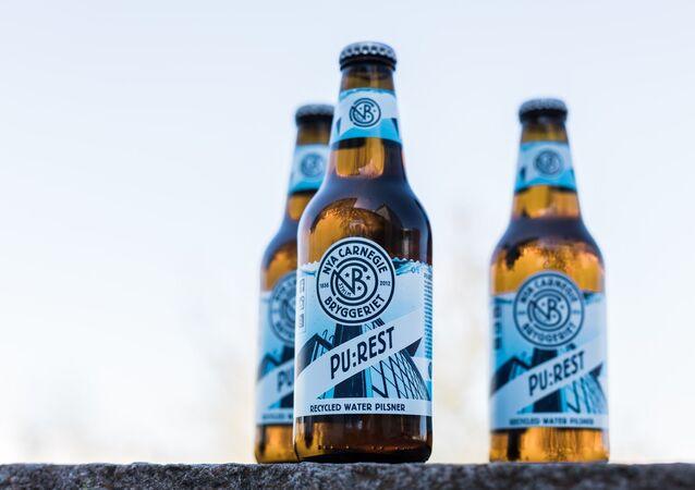 PU:REST beer