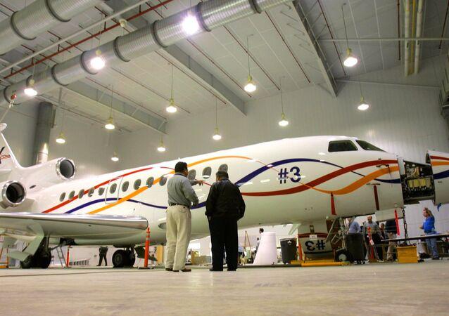 Dassault Falcon 7X,