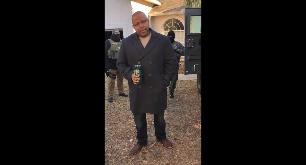 Sheriff Darryl Daniels of Clay County, Florida, had officers film the aftermath of a SWAT raid on a residence, but the statements Daniels made in the now-viral video don't add up, according to a new report.