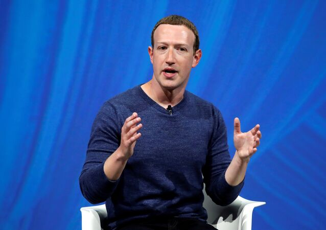 Facebook's founder and CEO Mark Zuckerberg speaks at the Viva Tech start-up and technology summit in Paris, France, May 24, 2018