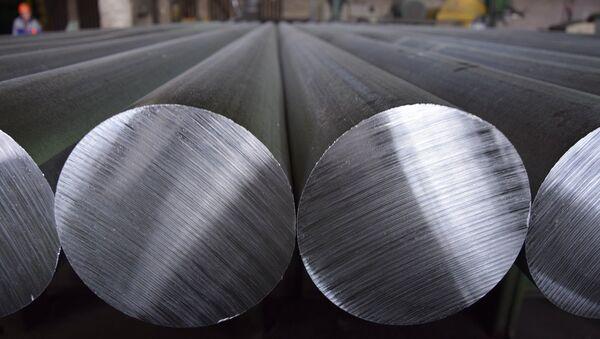 Aluminum - Sputnik International