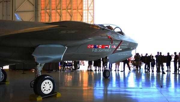The F-35 Lightning II - Sputnik International