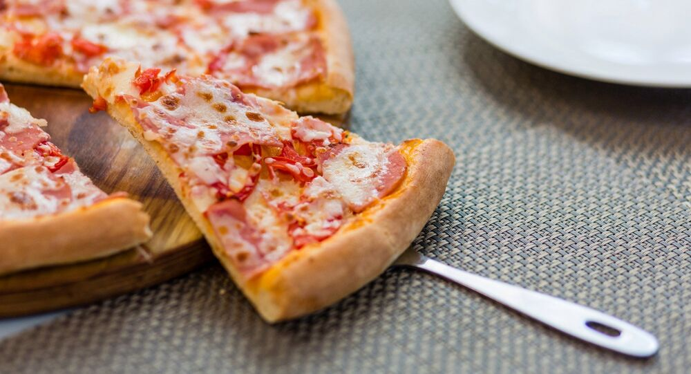 Sicilia's pizza