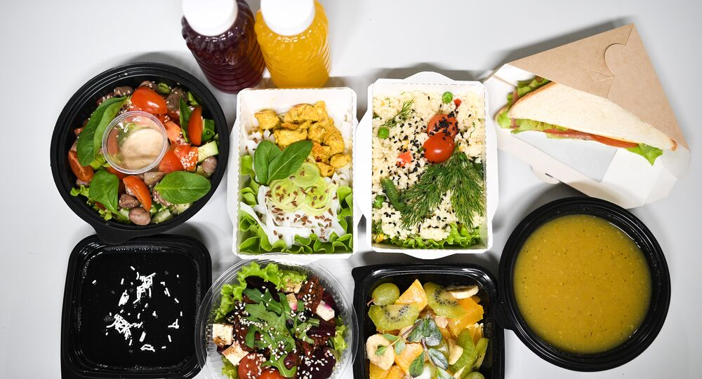 Fresh Diets Food Delivery Service's healthy meals kit