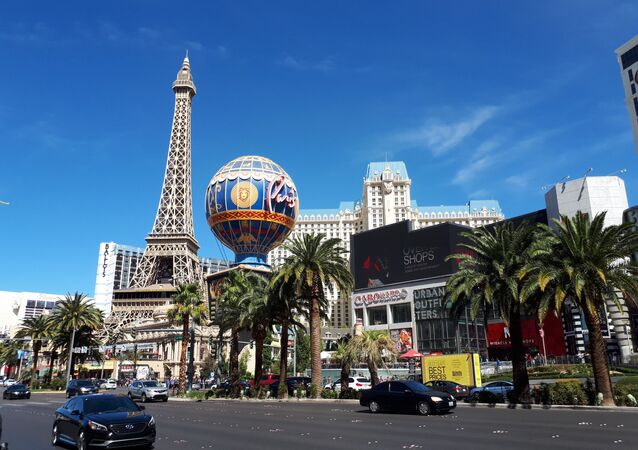 Las Vegas is the world's gambling mecca