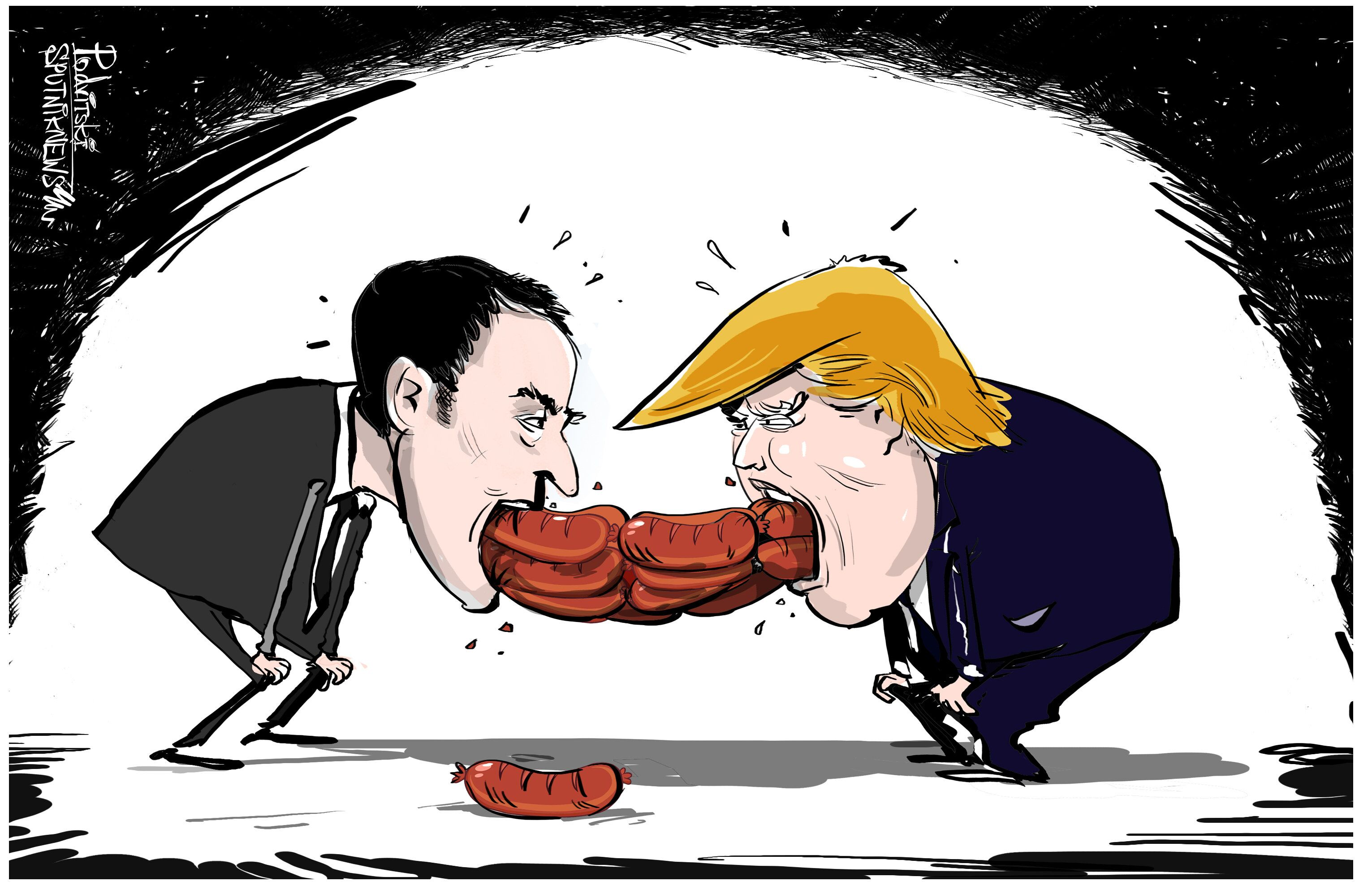 Sausage Policymaking