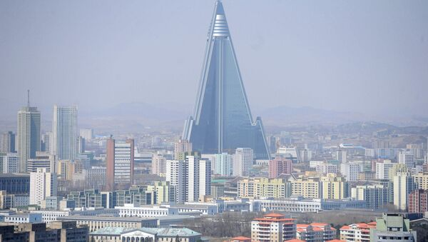 World cities. Pyongyang - Sputnik International