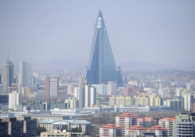 World cities. Pyongyang