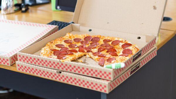Pizza - Sputnik International