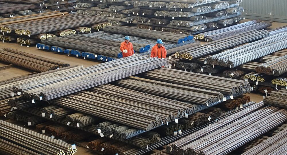 Chinese Steel Products