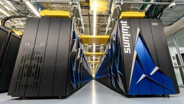 Oak Ridge National Laboratory launches new US supercomputer 'Summit' June 8, 2018  - Sputnik International