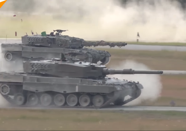 Germany: Germany takes first place in Strong Europe Tank Challenge