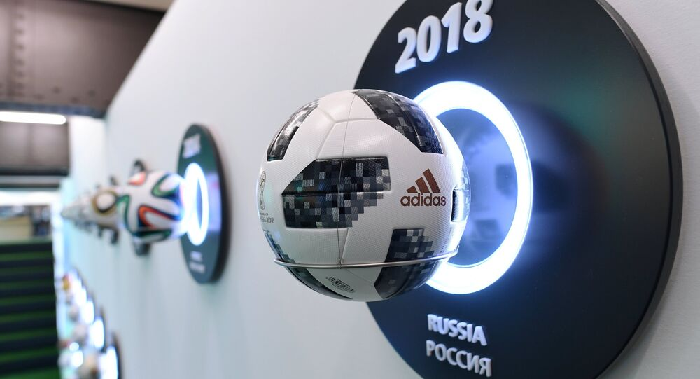 2018 FIFA World Cup official match ball