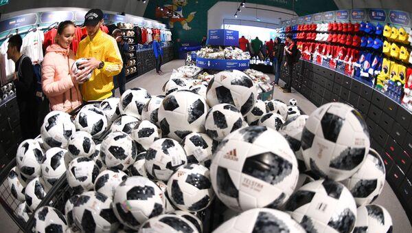 FIFA World Cup Fan 2018 Fest Rocks Off in Moscow - Sputnik International