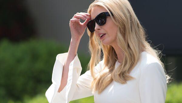 Ivanka Trump, White House Senior Adviser and daughter of US President Donald Trump (File) - Sputnik International