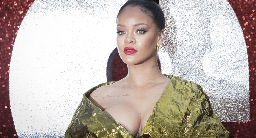 Rihanna ranked third on Sunday Times Rich List
