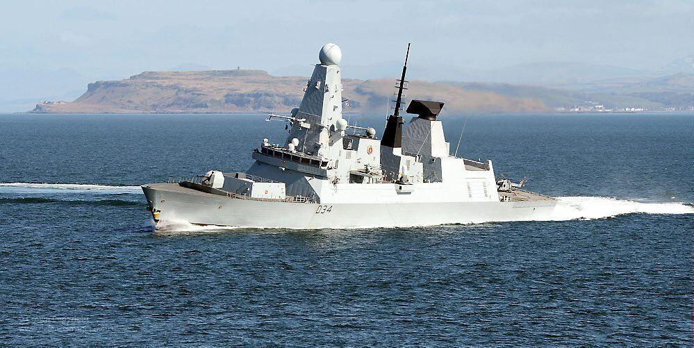 HMS Diamond