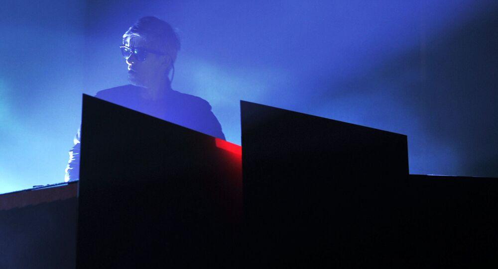 French electro rock artist Kavinsky (File)