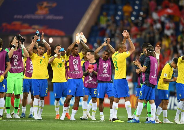 Switzerland Hold Brazil to 1-1 Draw in Team's First Match at FIFA World Cup