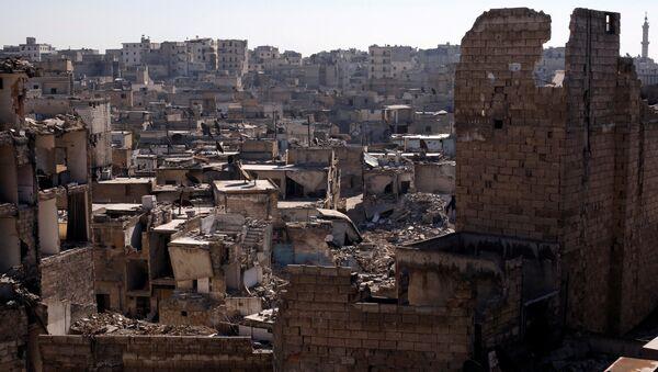 Aleppo - Sputnik International