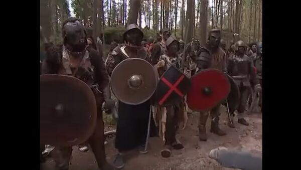 Czech Republic: The Battle of the Five Armies Reconstructed - Sputnik International