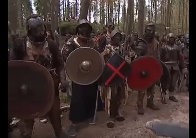 Czech Republic: The Battle of the Five Armies Reconstructed