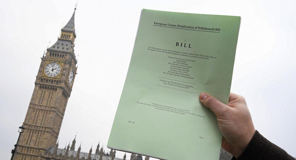 Brexit-Gesetz