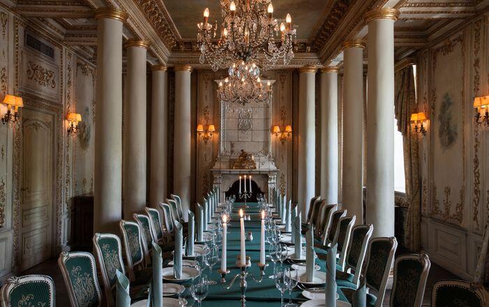"""""""Pushkin"""" Russian Cuisine Restaurant's interior"""