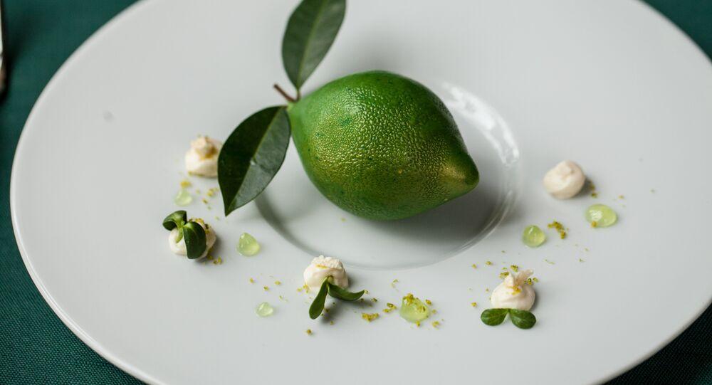 Pushkin's Green citron