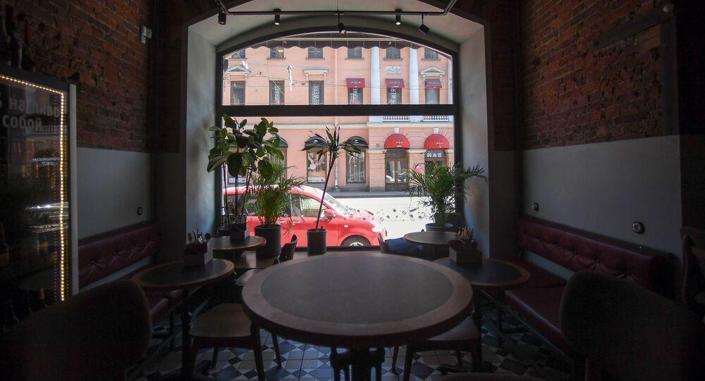 St. Petersburg's Bureau Burgers and Bar