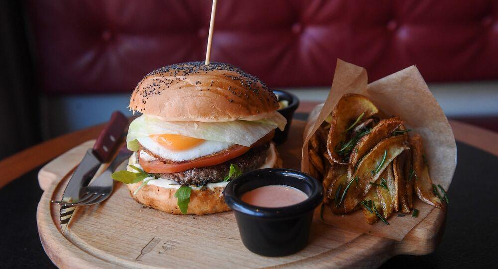 Bureau's Bureau Burger