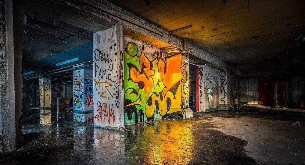 Urban, Warehouse, City, Empty, Pixabay