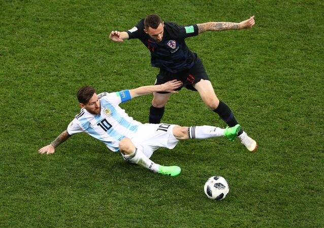 FIFA World Cup 2018 - Group D - Argentina vs Croatia