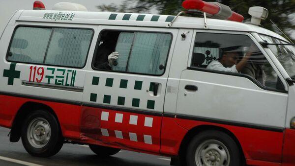 Ambulance in Ethiopia. (File) - Sputnik International