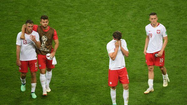 World Cup - Group H - Poland vs Colombia - Kazan Arena, Kazan, Russia - June 24 - Sputnik International