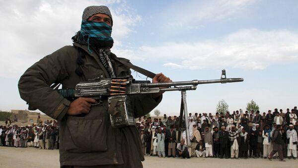 A member of the Taliban insurgent - Sputnik International