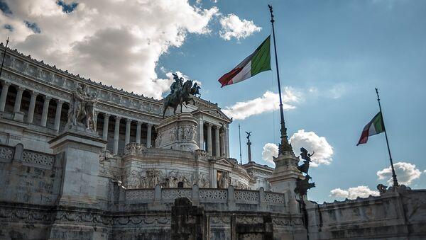 Rome - Sputnik International