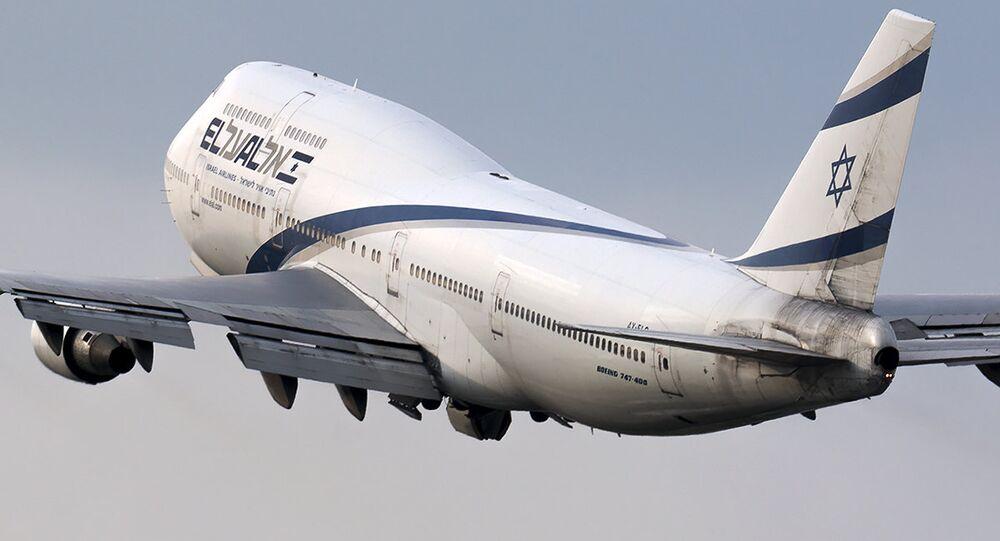 Boeing-747-400 El Al Israel Airlines