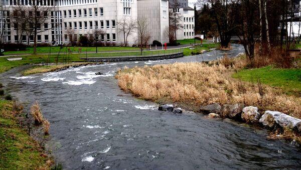 Henne river in Meschede, Germany (File) - Sputnik International
