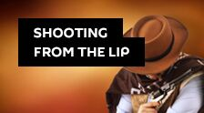 Shooting from the Lip cover