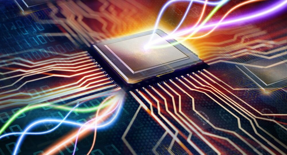 Photonics-based chip-to-chip interconnects ought to be far more efficient than current electrical equivalents, and have the potential to greatly reduce energy consumption in data centers