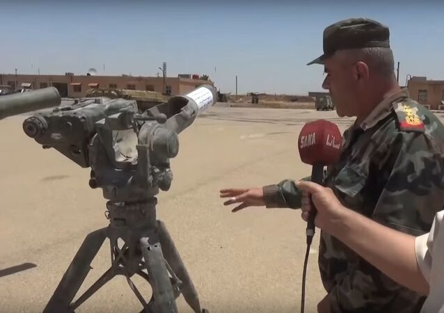Syrian Army Uncover Massive Haul of US-Made Weapons for Rebels