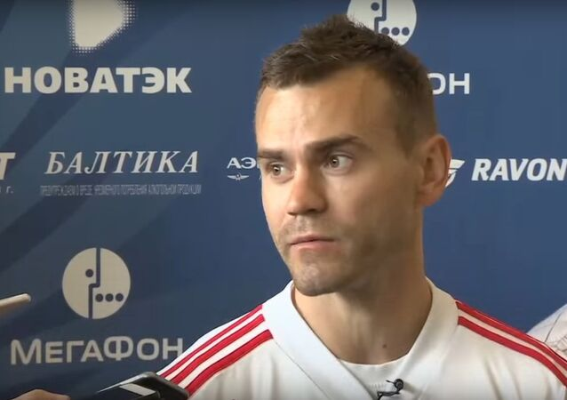 'These Were Sincere Emotions': Akinfeev on Spain-Russia World Cup Match
